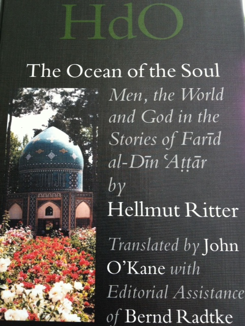 Hellmut Ritter- The Ocean of the Soul